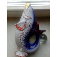 Рыба фарфор,Городница 1957-60год.