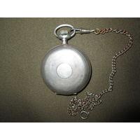 Часы карманные серебряные 84 пр. Jacques кон.19 века