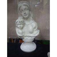 "Статуэтка ""Дева Мария с младенцем"" 25 см"