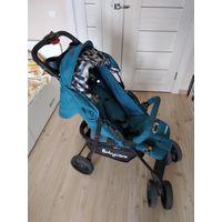 Коляска прогулочная Baby Care Voyager (blue)Коляска прогулочная Baby Care Voyager (blue)