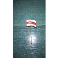 Знак. Погоня (Бело-красно-белый флаг)