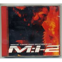 CD M:i-2 (mission impossible 2)