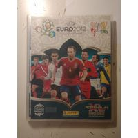 Журнал Карточки Panini Чемпионат Европы 2012