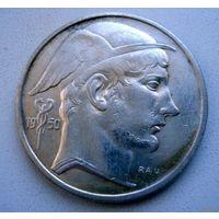 Бельгия. 50 франков 1950 г.