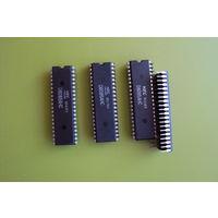 М/сх D8085AHC, SAB8085AH-2-P микропроцессор (фирмы NEC, SIEMENS)