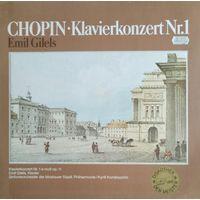 F. Chopin /Klavierkonzert 1/1974,Ariola, LP, NM, Germany