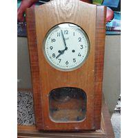 Часы настенные ОЧЗ, СССР,1958 год, только с чердака.