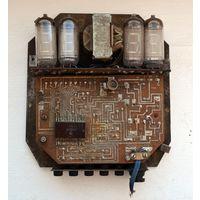 Сувенир с часовым устройством и звуковой сигнализацией (внутренности)