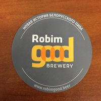 Подставка под пиво Robim Good Brewery /Беларусь/ No 5