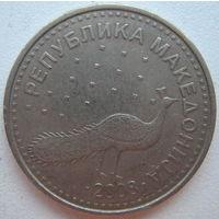 Македония 10 денаров 2008 г. (d)