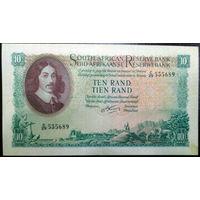 ЮАР, 10 рэндов 1962 год, Р106