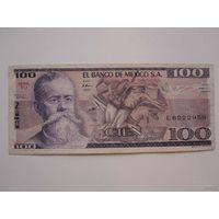 100 Песо 1981 (Мексика)