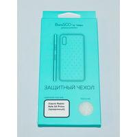 1805, 1815-1818 Чехол для Xiaomi Redmi Note 5A Prime силикон, прозрачный