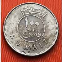 121-21 Кувейт, 100 филсов 2007 г.