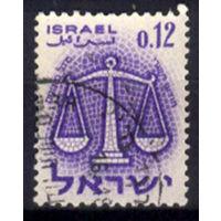 1961 Израиль. Знаки зодиака. Весы
