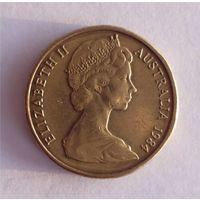 1 доллар 1984 Австралия