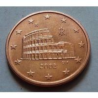 5 евроцентов, Италия 2002 г., AU