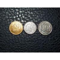 Разменные монеты Польши