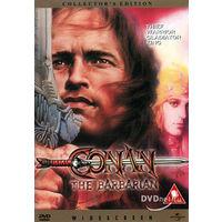 Конан варвар / Conan the barbarian ( Арнольд Шварценеггер ) DVD9