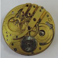 """Часть механизма к карманным часам """"""""IWC Schaffhausen"""". Швейцария. Диаметр 3.7 см."""