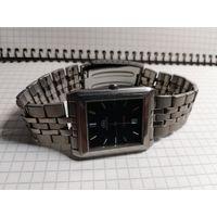 """Часы """"Orient-титановые"""" костюмные исправны с оригинальным родным браслетом с 1 рубля!"""