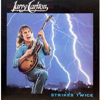Larry Carlton, Strikes Twice, LP 1980