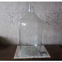 Бутыль на 20 литров с бочкой