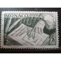 Монако 1953 Литература, книги, журналы