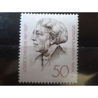 Берлин 1987 зам. мэра Берлина Михель-1,4 евро