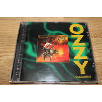 Ozzy Osbourne - The Ultimate Sin -CD