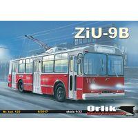 ЗиУ-9Б (Orlik 122) (модель из бумаги, журнал)