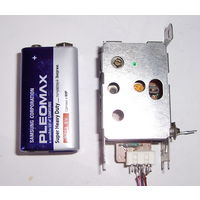 Модулятор конвертер аудио-видео сигналов с переносом на радиочастоту.