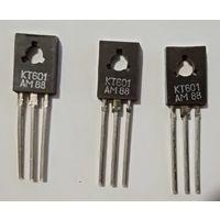 Транзистор КТ601АМ