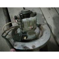Электродвигатель пылесоса Буран СССР