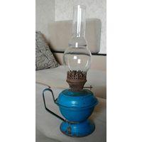 Лампа керосиновая СССР Нечастая