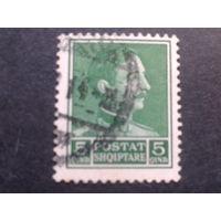 Албания 1930 король Зогу 1