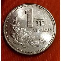 103-07 Китай, 1 юань 1994 г.