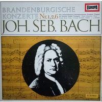 J. S. Bach /Brandenburgische Konzerte/1968, Europa, LP, EX, Germany