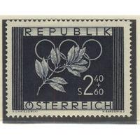 Австрия 1952 Mi# 969 (MNH**)