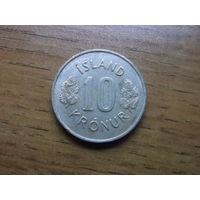 Исландия 10 крон 1978 (3)