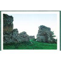 БЕЛАРУСЬ  1998 г. открытка  Замок в  Крево