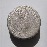 6 грошей 1664 Ян IV Казимир Ваза