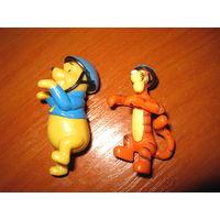 Винни-Пух и Тигра (без самокатов)