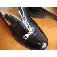 Туфли женские нат кожа лак размер 36