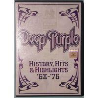 Deep Purple - History, Hits &Highlights'68-'76  2xDVD-R