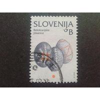 Словения 2002 стандарт, пасхальные яйца
