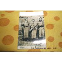 СОЛДАТЫ ЦАРСКОЙ АРМИИ РОССИИ 1914 г. (копия)