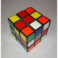 Кубик Рубика. Венгрия.