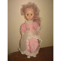 Кукла Золушка СССР в родной одежде