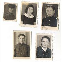 Старые фото люди